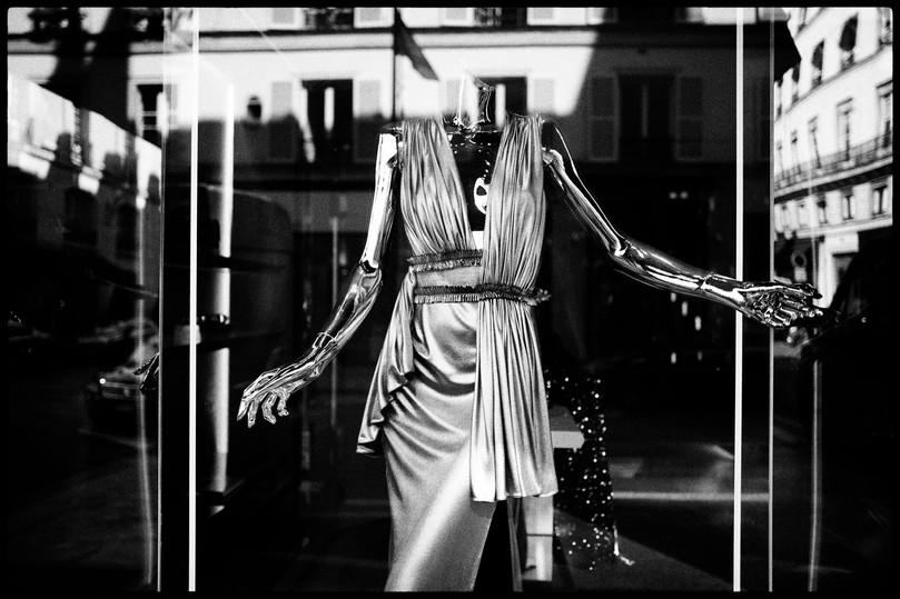 Laurent Delhourme - French street photographer - Paris