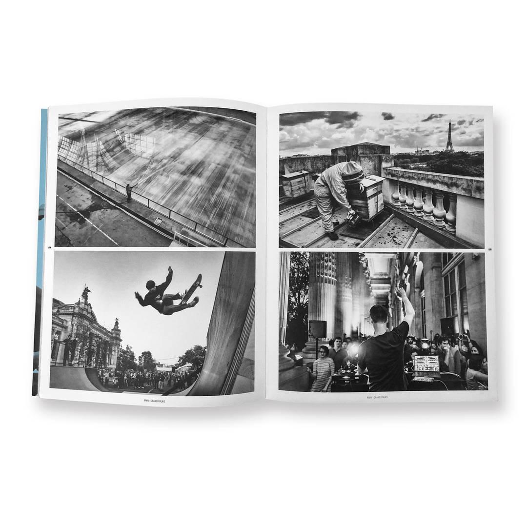Carte blanche - Grand Palais - Rapport d'activité 2018 -  Réunion des musées Nationaux - Paris