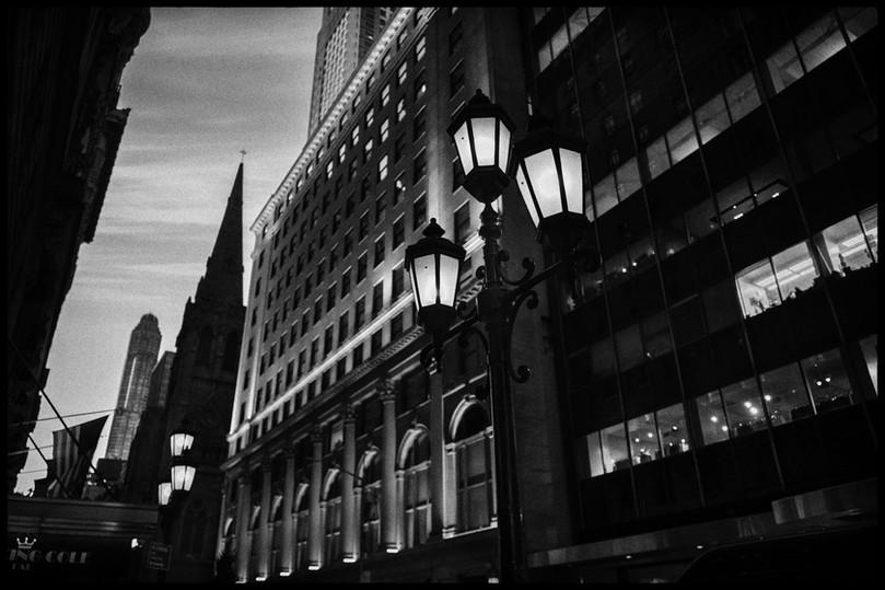 Laurent Delhourme - French street photographer - Paris / NY city