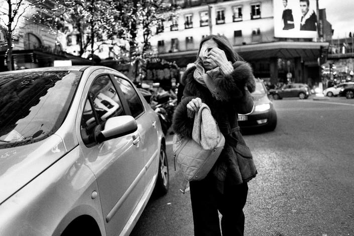 Laurent Delhourme - Street Photography - Paris - France