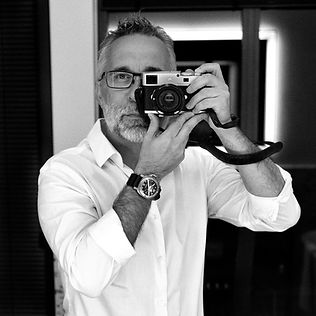 Portrait Laurent Delhourme Photographe Paris