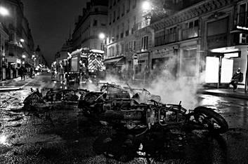 Laurent Delhourme - Reportage social - Paris - France