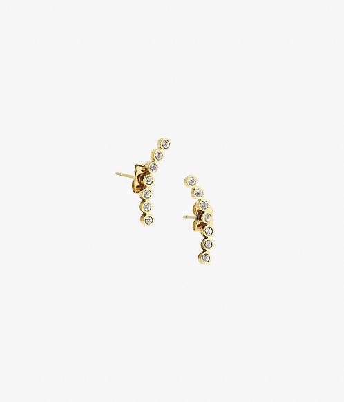 Boucles d'oreilles Pitt Zag Bijoux