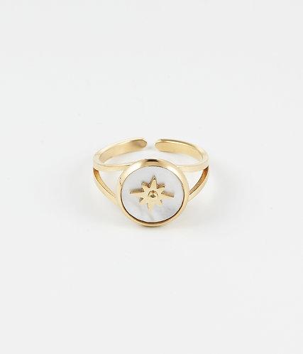 Bague Sun Zag bijoux