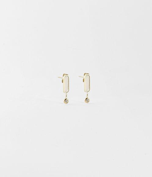 Boucles d'oreilles Screen Zag Bijoux