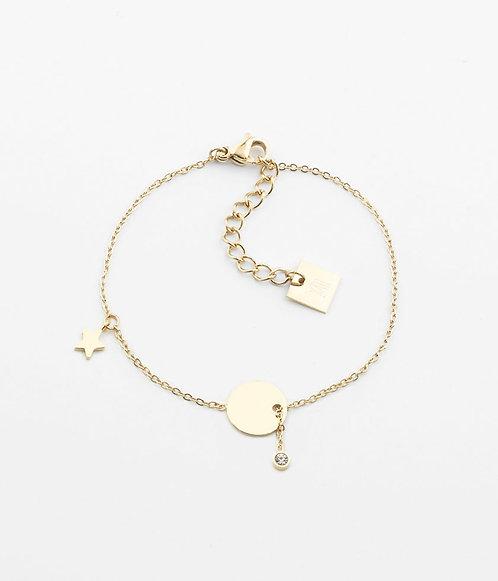 Bracelet Charm Zag Bijoux