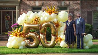 50th Anniversary Wedding Celebration