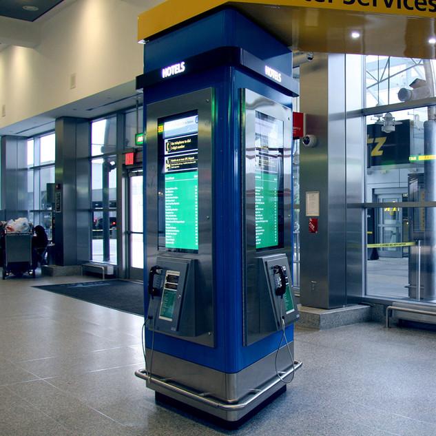 Telephone Kiosks
