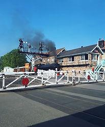 The North Yorkshire Moors Railway , Gros