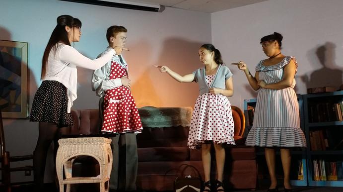 Help send Questa Drama Club to NYC!