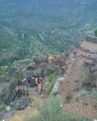 La Junta Climb to the Finish