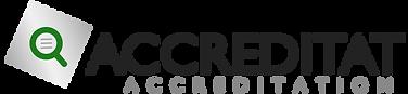 Accreditat accreditation logo