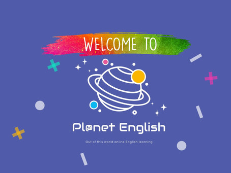 Welcome to Planet English!