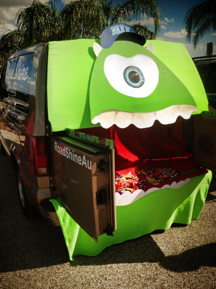 Halloween Business Trunk or Treat