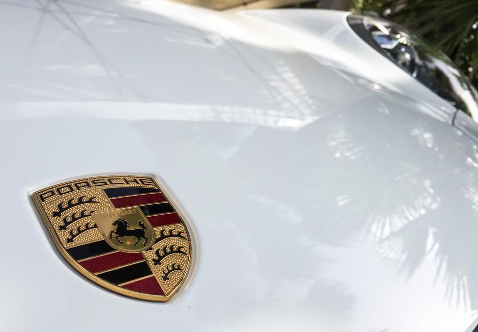 Porche 911 Turbo Carrera 4