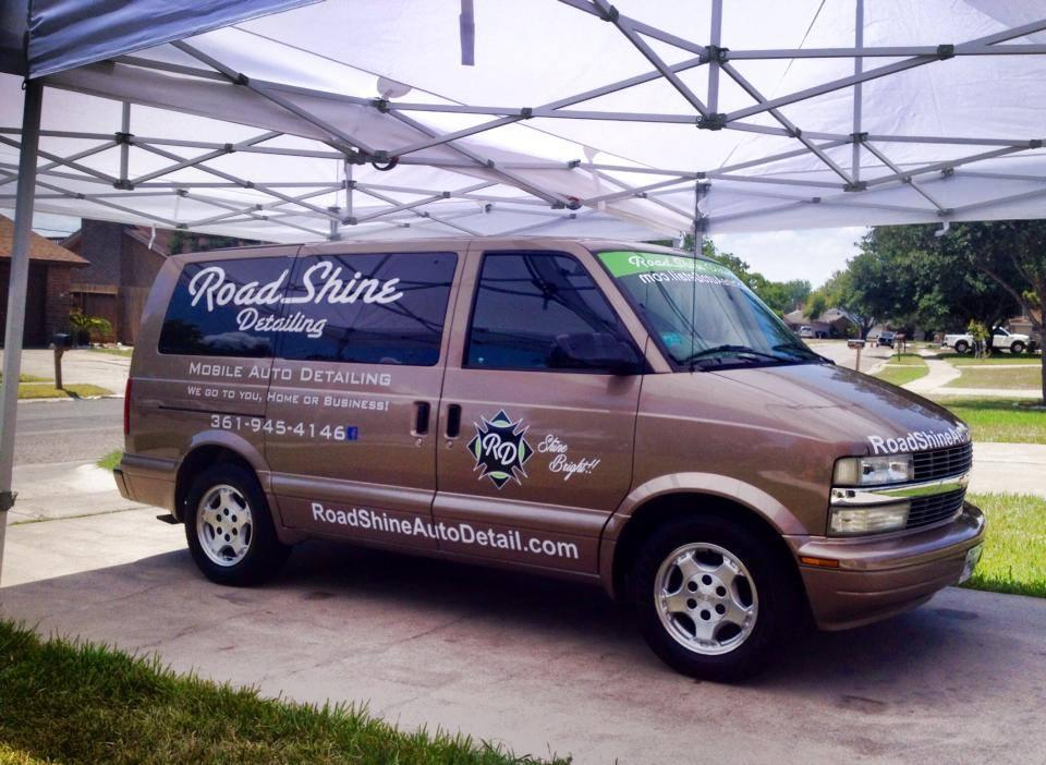 The 2005 Astro RoadShine Work Horse