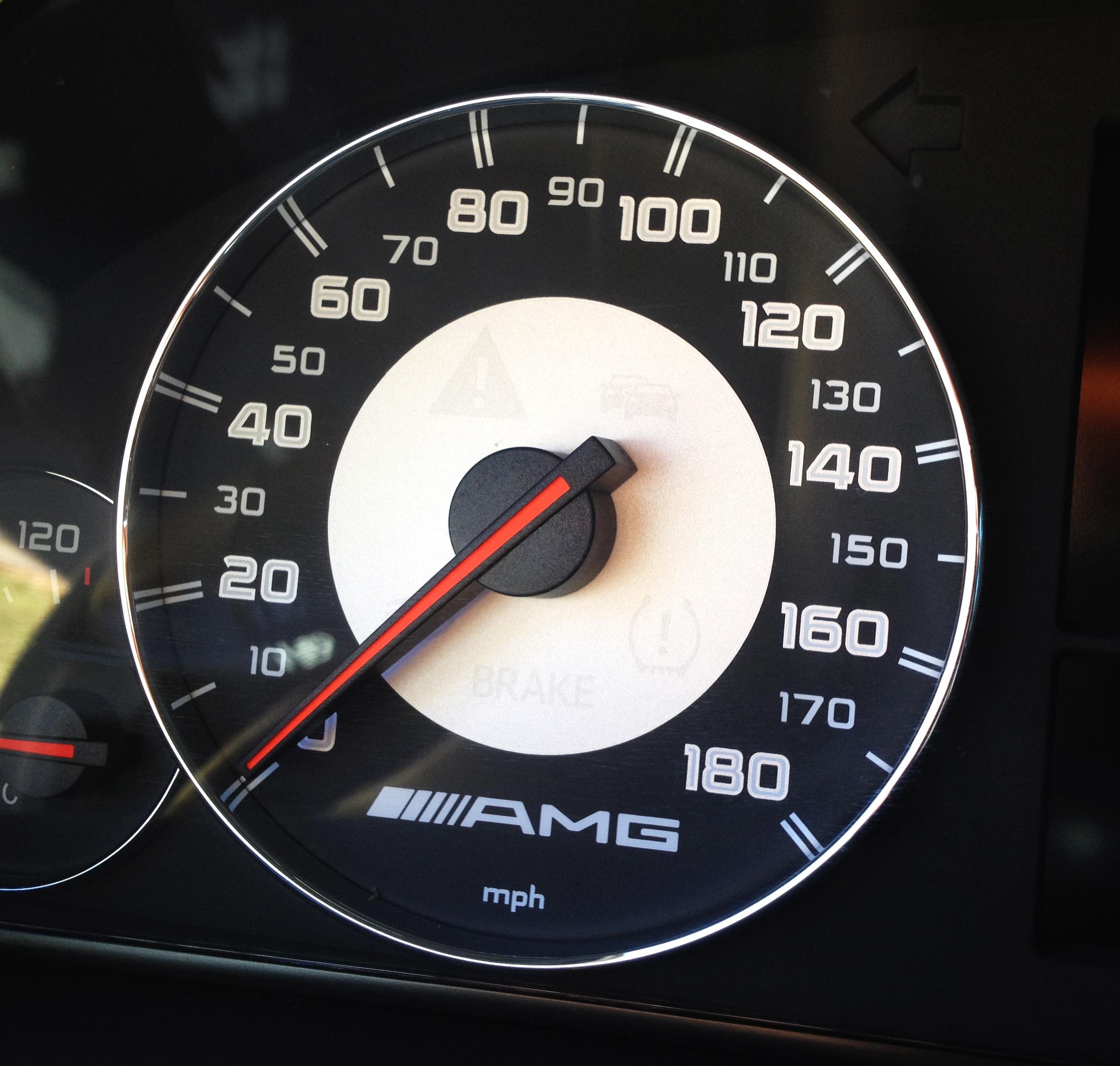 Mercedes Benz AMG G-Class