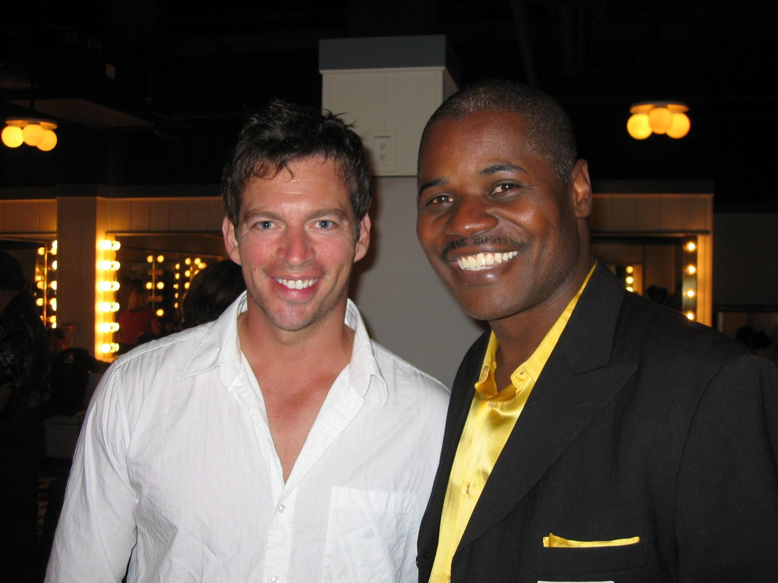 Caesar & Harry Connick Jr.