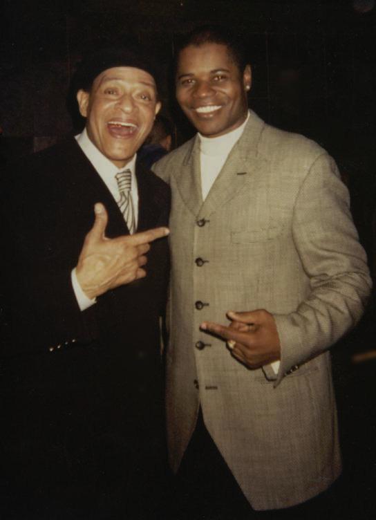 Al Jarreau & Caesar
