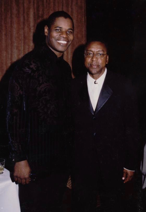 Caesar & Robert Johnson