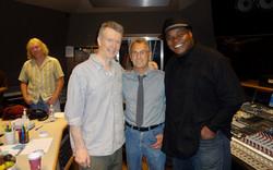 Caesar, Al Schmitt & Peter White and Charlie Pakkari