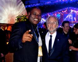 Caesar & Neil Portnow -  President of The Recording Academy (Grammy Awards)