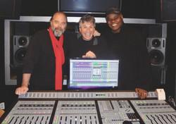 Caesar with Marty Balou - Bass and David Porter - Engineer