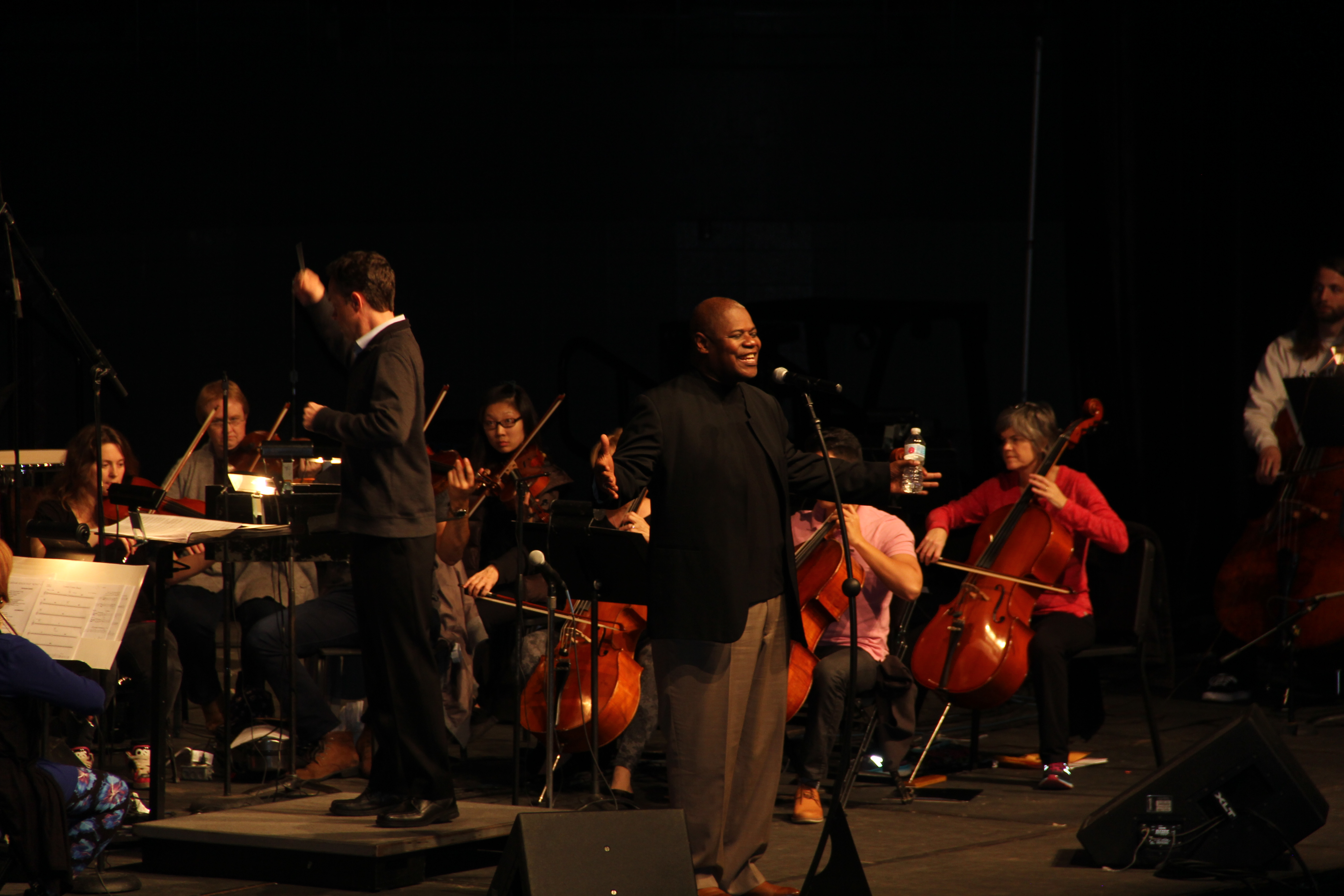 Caesar - Monroe Symphony Orchestra