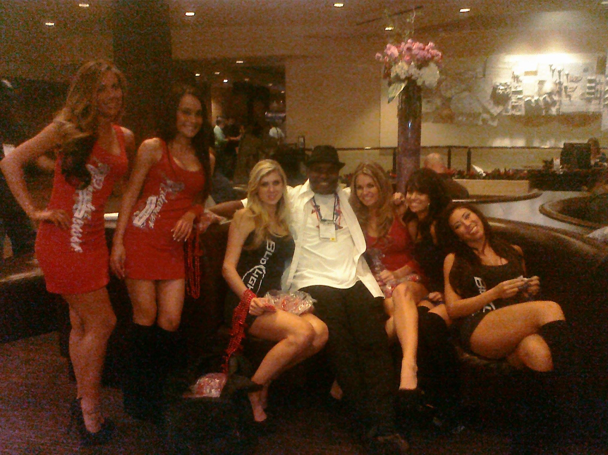 Caesar & The Bud Girls