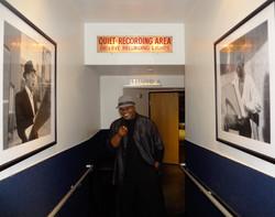 Caesar - Recording in Studio A
