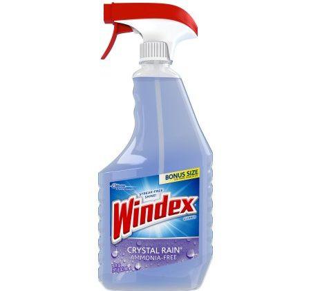 Windex Cleaner