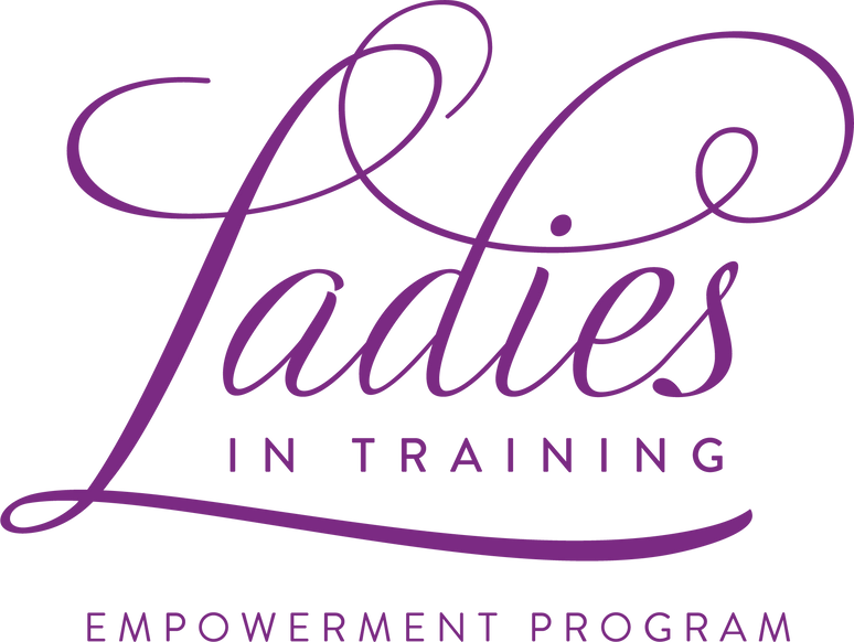 TRF_LadiesInTraining_logo_C2-V4_PMS 2612