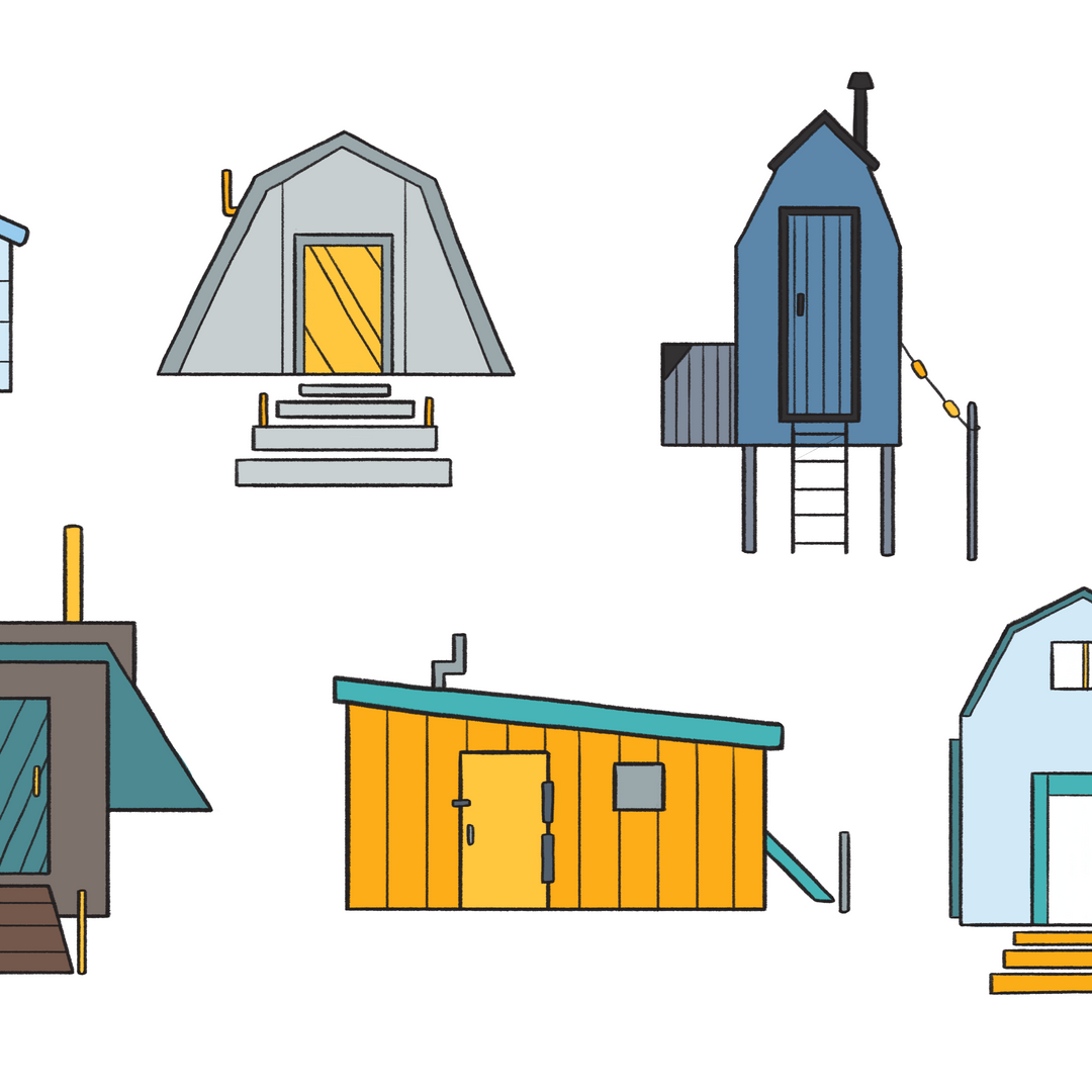 Ice hut concepts
