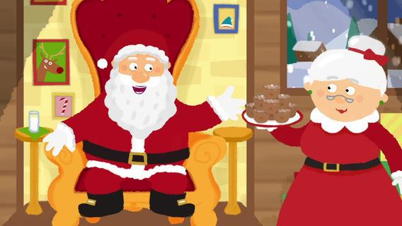 Frosts Elf Academy Animation