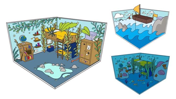 'Too Busy Adventuring' - imagination designs