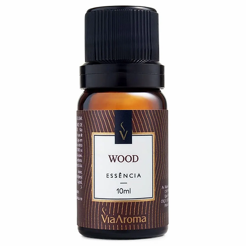 Essência Wood 10ml Via Aroma