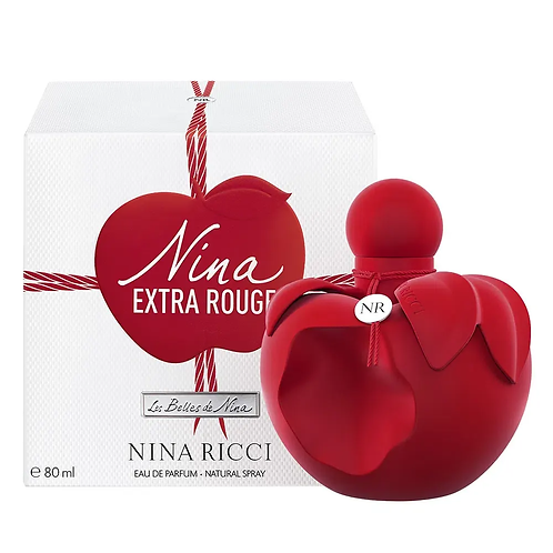 Nina Extra Rouge EDP Feminino 80ml