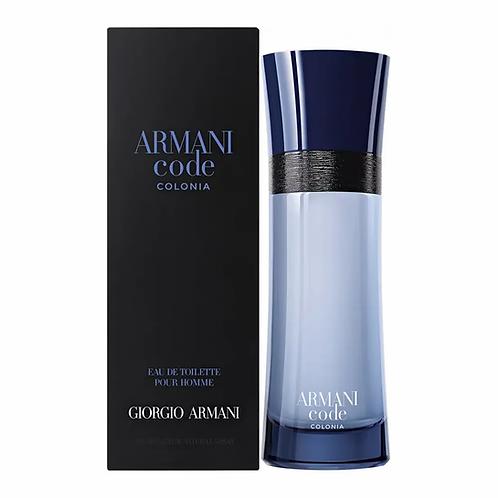 Armani Code Colonia EDT Feminino 75ml