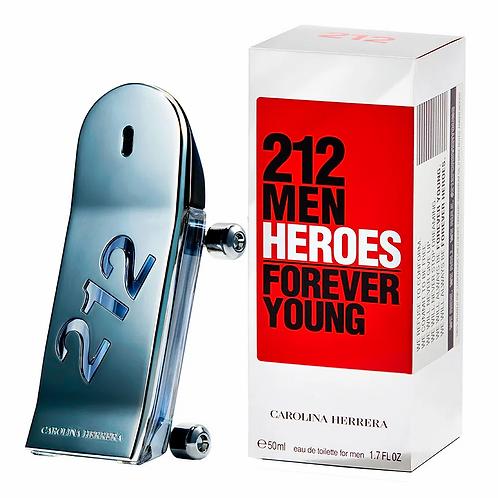 212 Heroes EDT Masculino 90ml