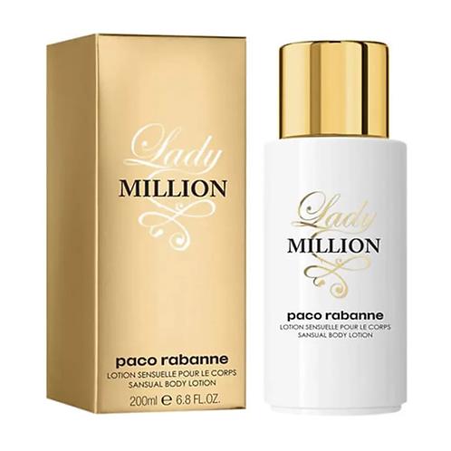 Lady Million Body Lotion Feminino 200ml