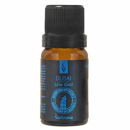 Essência Mundo Dubai 10ml Via Aroma