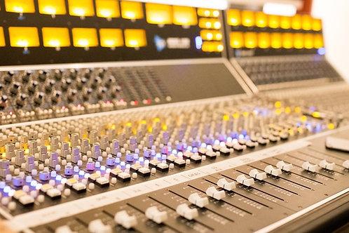Online Mixing (per song)