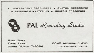 Pal Recording Studio