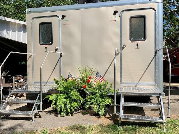 Portable restroom rentals Nashville TN