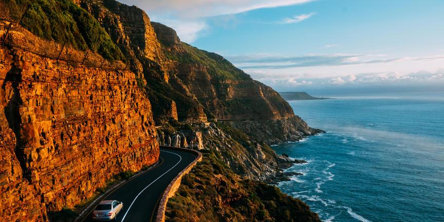 Cape Point - Road trip