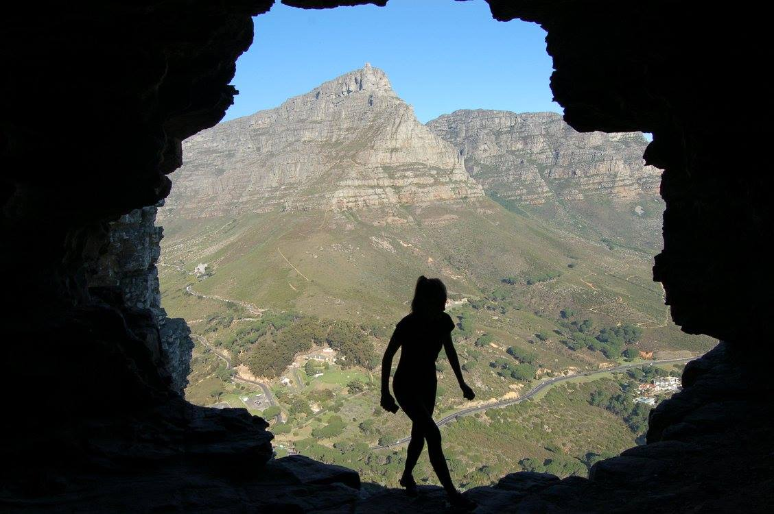 Wally's Cave - Cape Town