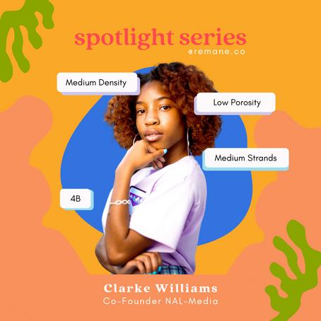 Spotlight Series: Meet Clarke