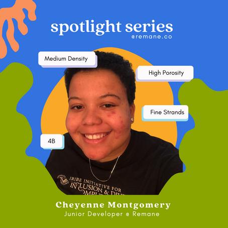 Spotlight Series: Meet Cheyenne
