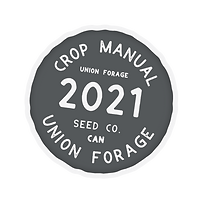 Union Forage Crop Guide 2020