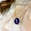 Thumbnail: La Rose Des Alizés Necklace